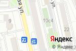 Схема проезда до компании INKSYSTEM в Москве