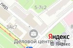 Схема проезда до компании Прио-внешторгбанк в Москве