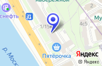 Схема проезда до компании МЕБЕЛЬНЫЙ МАГАЗИН ЛЯ КОРНЮ в Москве