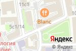 Схема проезда до компании Коробок подарков в Москве