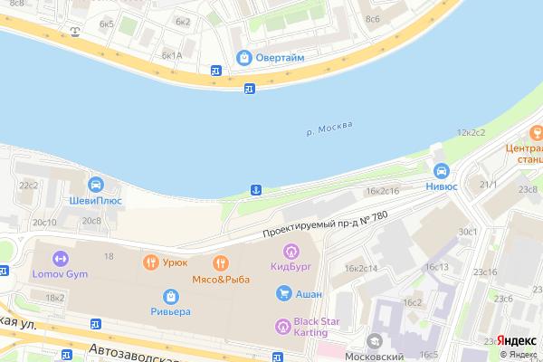 Ремонт телевизоров Район Даниловский на яндекс карте
