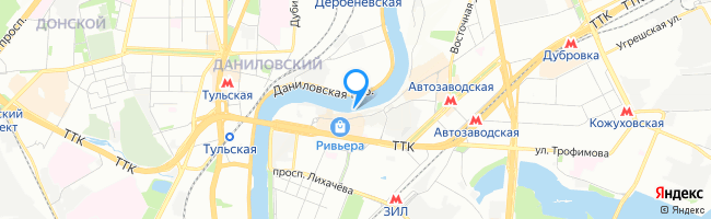 район Даниловский