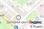 Схема проезда до компании КБ Москоммерцбанк в Москве