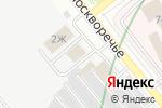 Схема проезда до компании ЛД в Москве