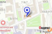Схема проезда до компании НТЦ МОРЕ в Москве
