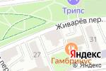 Схема проезда до компании Дирекция строительства и эксплуатации объектов гаражного назначения г. Москвы, ГУП в Москве
