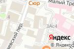 Схема проезда до компании Бюро Кабельных Технологий в Москве