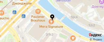 ТРЕЙД ИНВЕСТ на карте Москвы