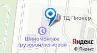 Компания Автотехцентр на Севанской на карте
