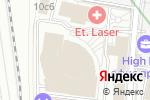 Схема проезда до компании РосИнвест в Москве