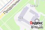Схема проезда до компании Школа-интернат №16 в Москве