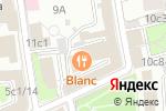 Схема проезда до компании Ваджра в Москве
