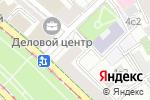 Схема проезда до компании НПО ГТС в Москве