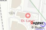 Схема проезда до компании Absolution Факторинг в Москве