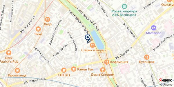 ПРОИЗВОДСТВЕННАЯ КОМПАНИЯ ЛЕССТРОЙДЕТАЛЬ на карте Москве