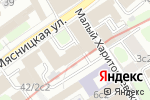 Схема проезда до компании Zg в Москве