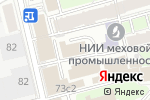 Схема проезда до компании Иннова в Москве