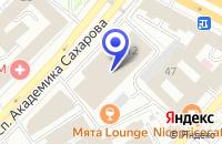 Схема проезда до компании ЛИЗИНГОВАЯ КОМПАНИЯ АЛЬФА-ЛИЗИНГ в Москве