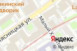 Схема проезда до компании IT-Stability в Москве