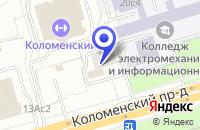 Схема проезда до компании МОСКОВСКОЕ ОБЩЕСТВО ОЦЕНЩИКОВ в Москве