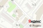 Схема проезда до компании Красносельский в Москве