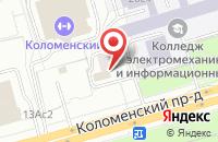 Схема проезда до компании Издательский Дом «Аргус» в Москве