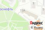 Схема проезда до компании КсантаМедика в Москве