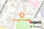 Схема проезда до компании Мосхлебмонтаж в Москве