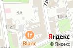 Схема проезда до компании Smart Emotions в Москве