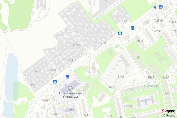 Ремонт телевизоров Харьковский проезд на яндекс карте