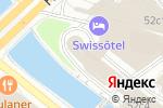 Схема проезда до компании Чатборн и Парк в Москве