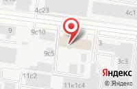 Схема проезда до компании Империя в Москве