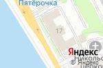 Схема проезда до компании Клуб инвесторов фармацевтической и медицинской промышленности, НП в Москве