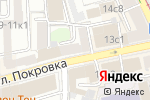 Схема проезда до компании INSULA Vape Club в Москве