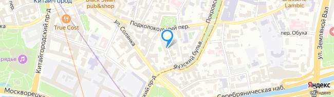 Петропавловский переулок