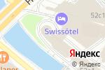 Схема проезда до компании Kennedis в Москве
