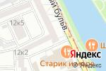 Схема проезда до компании MAGSTAR GROUP в Москве
