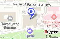 Схема проезда до компании ЛИЗИНГОВАЯ КОМПАНИЯ АТЛАНТ-М в Москве