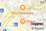 Схема проезда до компании Кабинет психолога Ольги Литвиной в Москве