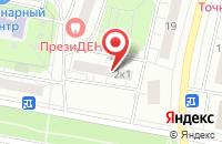 Схема проезда до компании Рилайн в Москве