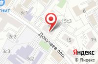 Схема проезда до компании СИТИ Групп в Москве