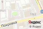 Схема проезда до компании Я люблю читать в Москве