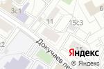 Схема проезда до компании Департамент жилищной политики и жилищного фонда г. Москвы в Москве