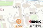 Схема проезда до компании Exotic Dance в Москве
