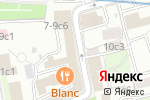 Схема проезда до компании Jabuka в Москве