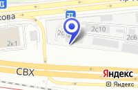 Схема проезда до компании ТРАНСПОРТНАЯ КОМПАНИЯ ЭКОДОР в Москве