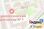 Схема проезда до компании Средняя общеобразовательная школа №627 с дошкольным отделением в Москве