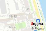 Схема проезда до компании Рол Тех Проект в Москве