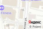 Схема проезда до компании СИРОТА консалтинг в Москве