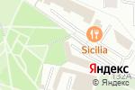 Схема проезда до компании Проммаш в Москве